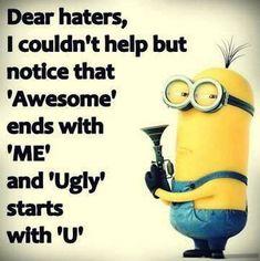 #todaysHumour . . . . #joke #jokes #pun #puns #clever #wordplay #playonwords #playwithwords #funny #funnies #todaysfunnies #fun #jokeoftheday #punoftheday #sillyjokes #humour #humor #humourous #humorous #minion #minions #minionsjoke #minionsjokes  #Awesome