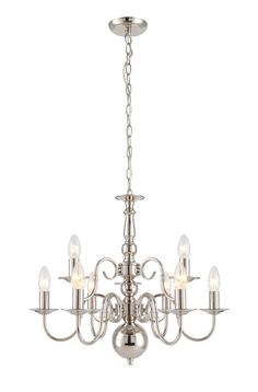 Chesworth 5 Light Chandelier, 5052931167876 | Ideas for Home ...