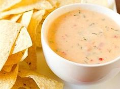 No-Velveeta Chili con Queso Recipe