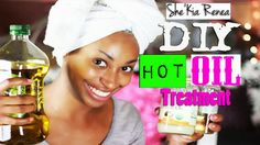 Hot Oil Treatment for Natural Hair | Curly Nikki | Natural Hair Styles and Natural Hair Care