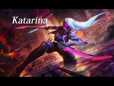 Katarina combos - YouTube