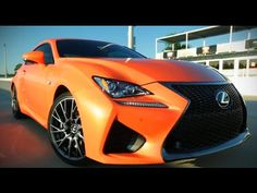 Shut Up and Drive, Season 3—Head-to-Head in the Lexus RC F - YouTube