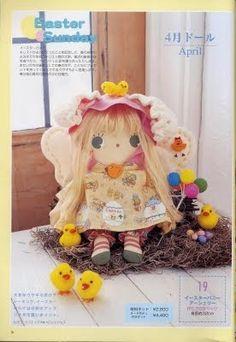 Espaço para quem ama bonecas, para compartilhar idéias, tutoriais e criações.A…