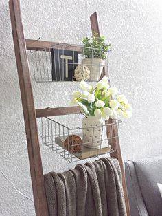 Diy Farmhouse Ladder 4