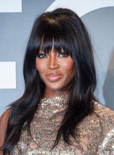 13 Life Lessons As Told By Naomi Campbell Janet Mock, Woman Crush, Beautiful Black Women, Bob Hairstyles, Celebrity Hairstyles, Hair Cuts, Celebs, Celebrities Fashion, Long Hair Styles