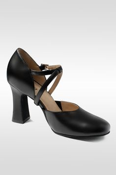 08dab0204d8d This So Danca Broadway Cabaret 3 inch heel shoe will set you apart in class