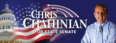 Join us at www.ChahinianSenate.com