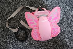 Chic Geek Diary: LittleLife Butterfly Toddler Backpack - Review