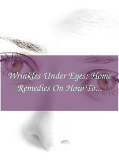 If you are looking for a forehead wrinkle treatment, then it's wise to know upfront what can be done to actually reduce forehead wrinkles before you e...