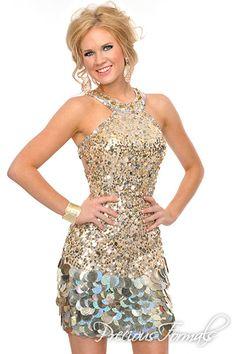 Precious Formals Style P8874 #prom2013 #promdresses #preciousformals