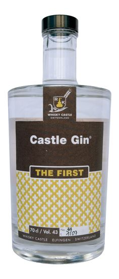 Castle Gin # Gin of the World#