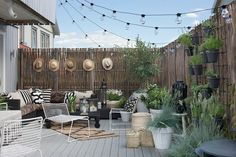 Outdoor Living Inspiration and Progress - Nesting With Grace
