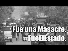 """""""Maten a esos perros, ríndanse perros""""- gritaba la PF en Apatzingán el 6..."""