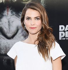 Keri Russell looked FLAWLESS at the premiere of Dawn of the Planet of the Apes #summerglow (click to read the story)