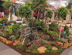Inspiration and fun at The Witness Garden Show - Tanya Visser Garden Show, Tours, Events, Fun, Inspiration, Biblical Inspiration, Inspirational, Inhalation, Hilarious