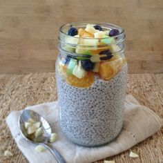 ... MOUSSE on Pinterest | Vegan chocolate mousse, Puddings and Chia seeds