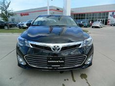 2014 Toyota Avalon Limited Limited 4dr Sedan Sedan 4 Doors Attitude Black for sale in Houston, TX Source: http://www.usedcarsgroup.com/used-toyota-for-sale-in-houston-tx