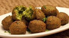 Middle Eastern recipes with pics | Falafel recipe from Middle East: these crispy, fried chickpeas balls ...
