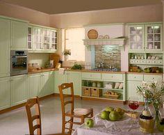 Кухня в стиле прованс – Фото интерьера, декора и мебели