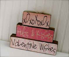 Valentine Stackers