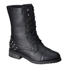 Women's Tallulah Blue Kendall Boot - Black 7.5