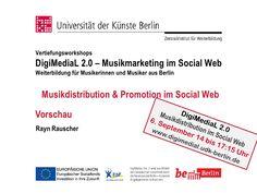 Musikdistribution im Social Web