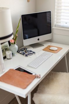 Home Office // Desk // Decoration // Home Decor // Interior Design // House // Apartment