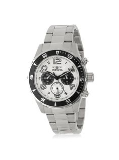 awesome Invicta Men's INVICTA-12912 Stainless Steel Watch Look more best fashion here >> http://fashionbestprice.com/men/men-shoes/invicta-mens-invicta-12912-stainless-steel-watch/