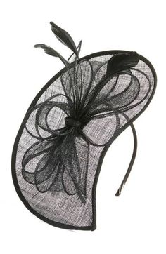 b18fe19a Main Image - Nordstrom Bow & Feather Fascinator Headband Bow Hairband,  Fascinator Headband, Fascinator
