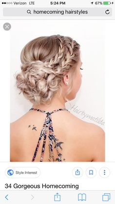 Screen junior Bridesmaid Hair Style Attendant styles could be tough while . Screen junior Bridesmaid Hair Style Attendant styles could be tough while . how to beauty Prom Hair Bun, Prom Hairstyles For Short Hair, Bridesmaid Hair Updo, Dance Hairstyles, Braided Hairstyles Updo, Homecoming Hairstyles, Elegant Hairstyles, Wedding Hairstyles, Homecoming Updo