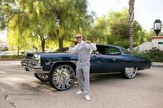 The Groom and his Ride by Menifee Wedding Photographer