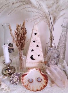 Getting witchy with it   altar