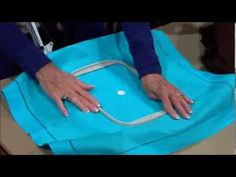 Machine Embroidery in 6 Easy Lessons (Part 1 of 2) - YouTube