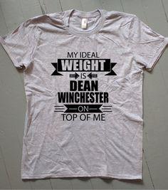 """""""My Ideal Weight"""" T-Shirt"""