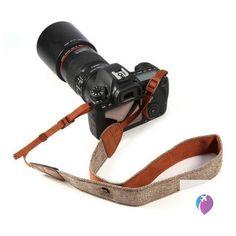 Retro Vintage universal camera shoulder neck strap DSLR SLR For Nikon Canon Hot