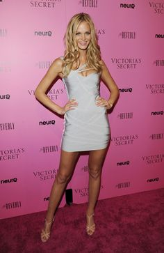 Shopping Spot: Buy Herve Leger bandage dresses online as seen on Miranda Kerr & Erin Heatherton from Victoria's Secret Annual 'What Is Sexy? List: Bombshell Summer Edition' in Los Angeles There's