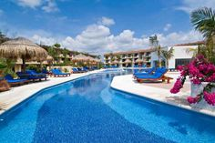 All Inclusive Cheap Honeymoon Deals and Packages: Grande Oasis Tulum