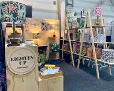 had a lovely stall showcasing all of their gorgeous products at over the weekend ✨🍃 📸 - . Market Stalls, Lampshades, Weekend Is Over, Creative Business, Artisan, Finders Keepers, Display, Marketing, Brisbane