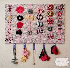 Make Your Own Bow Holder