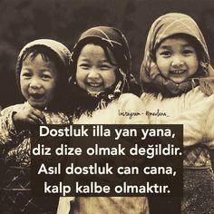 Dostluk illa yan yana, diz dize olmak değildir. Asıl can cana, kalp kalbe olmaktır. - Mevlana(Kaynak: Instagram - mevlana_)#sözler #anlamlısözler #güzelsözler #manalısözler #özlüsözler #alıntı #alıntılar #alıntıdır #alıntısözler #şiir #edebiyat