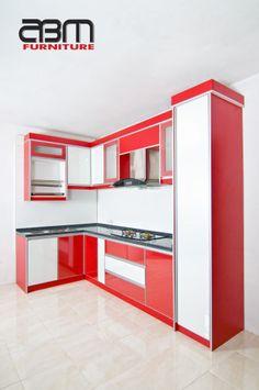 Kabinet dapur rumah flat google search kitchen ideas for Gambar kitchen set aluminium