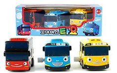 3pcs X Little Bus TAYO Wind UP Bus - Tayo,Cito,Rani / Korean TV Animation/Toy - http://hobbies-toys.goshoppins.com/tv-movie-character-toys/3pcs-x-little-bus-tayo-wind-up-bus-tayocitorani-korean-tv-animationtoy/