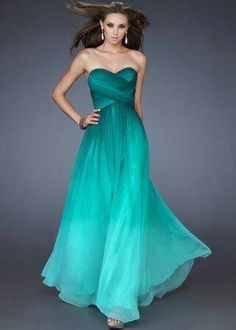 Would be a perfect bridesmaids dress for the color scheme I want to do!
