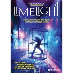 Limelight (2011) 102min: As the owner of legendary hotspots like Limelight, Tunnel, Palladium, and Club USA, Peter Gatien was the undisputed king of the 1990s New York City club scene. The eye-patch-sporting Ontario native built and oversaw a Manhattan empire that counted tens of thousands of patrons per night in its peak years, acting as a conduit for a culture that, for many, defined the image of an era in New York. (NYC Nightlife Documentary Movie) (MUST SEE)