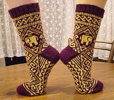 I have declared 2014 The Year of Knitting Socks for Me