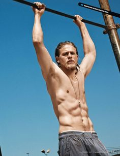 charlie hunnam...My favorite thing ever. Ever.