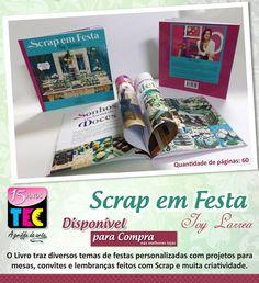 Scrap em Festa by Ivy Larrea
