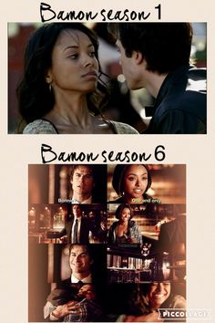 "The vampire diaries -. ""let her go"" - bamon their relationship has changed so much during the seasons. The Vampire Diaries, Damon Salvatore Vampire Diaries, Vampire Diaries Poster, Ian Somerhalder Vampire Diaries, Vampire Diaries Wallpaper, Vampire Diaries Seasons, Vampire Diaries The Originals, Stefan Salvatore, Damon Quotes"