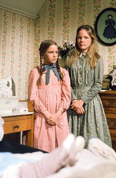 Dress the Part of a Pioneer Girl for Spring: Little House on ...