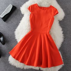 66 Ideas For Dress Skater Outfit Casual Grunge Luulla Dresses, Cute Dresses, Beautiful Dresses, Casual Dresses, Prom Dresses, Summer Dresses, Knit Fashion, Fashion Outfits, Fasion